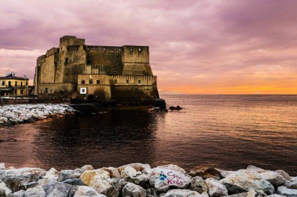 Mostra a Castel dell'Ovo Napoli maggio 2019